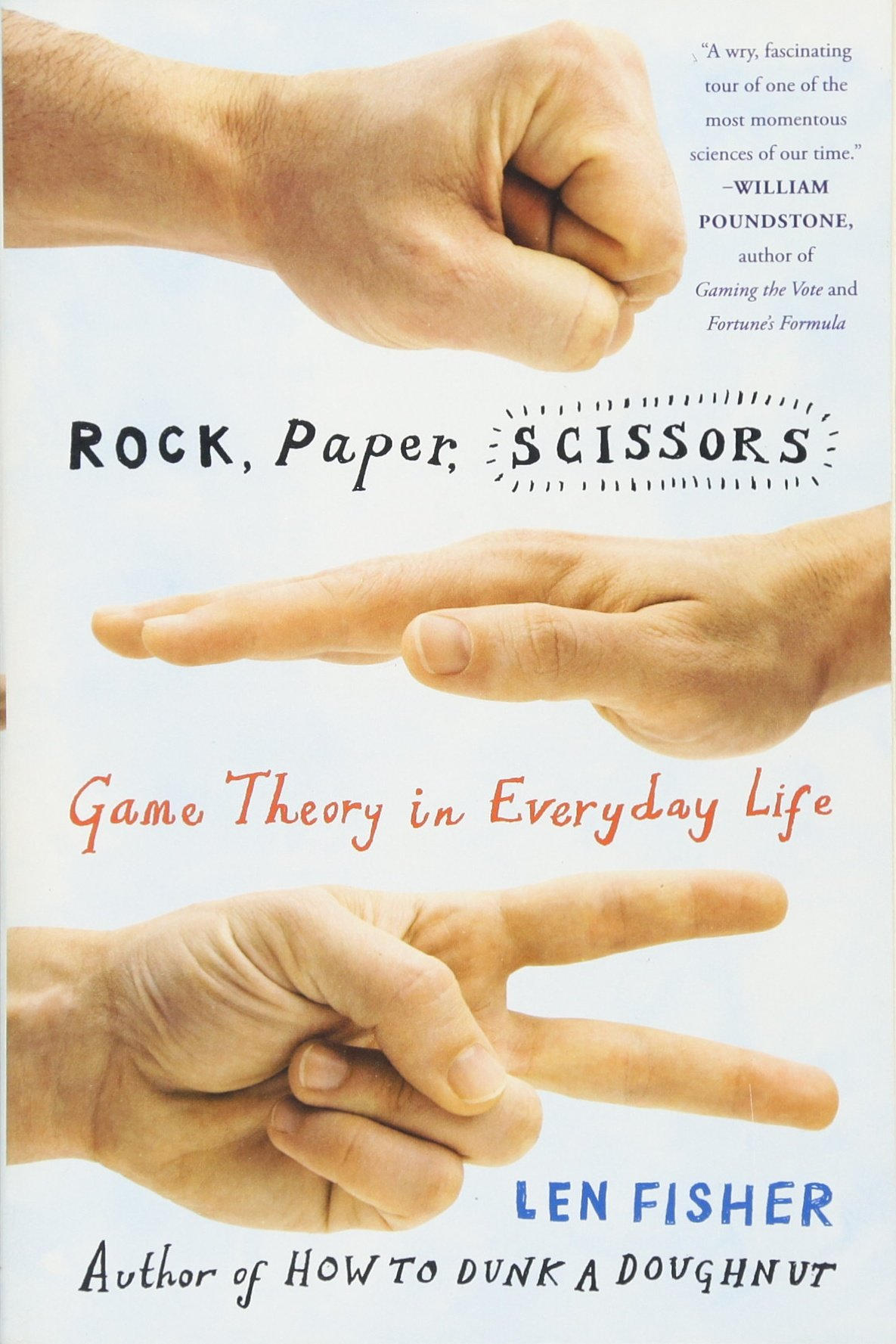 Rock Paper Scissors  Game Theory In Everyday Life