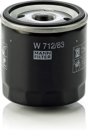 Ölfilter MANN-FILTER W 712//95