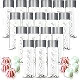 Voss Artesian Still Bottled Water 11.2 Oz Bottles Including Mints (18 Packs, 11.2 OZ)