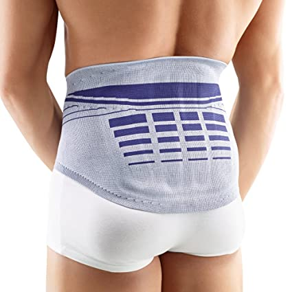 fabce81b3 Bauerfeind LumboLoc Back Support - Brace Helps Relieve Back Pain Along The  Lumbar (Vertebrae) Spine