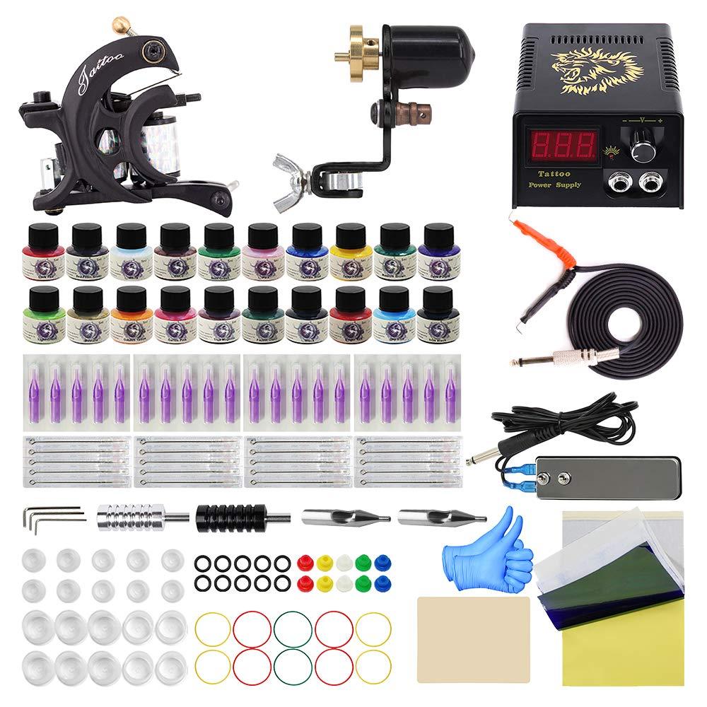 Wormhole Kit de máquina rotativa de tatuaje de agujero de gusano ...