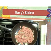 Henry's Kitchen with Henry Phillips