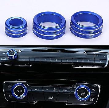 Amazon.fr : Auto Intérieur Stickers Auto Climatisation Boutons Audio ...