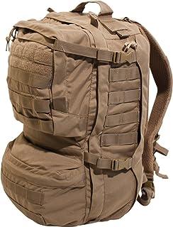 design di qualità bce80 f9bfa Bushcraft, Zaino, Grigio (Coyote), 42 Litri: Amazon.it ...