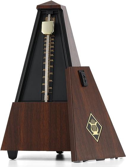 Donner DPM-1 Metrónomo Mecánico para Piano/ Violín/ Guitarra/ Bajos e Instrumentos de Viento: Amazon.es: Instrumentos musicales