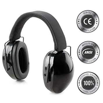 Amazon Com Hearing Protection Ear Muffs Fully Adjustable
