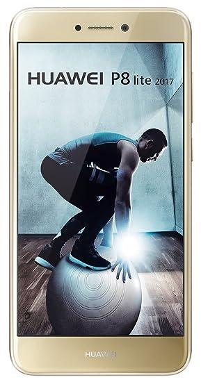 Huawei P8 Lite 2017 SIM única 4G 16GB Oro - Smartphone (13,2 cm (5.2
