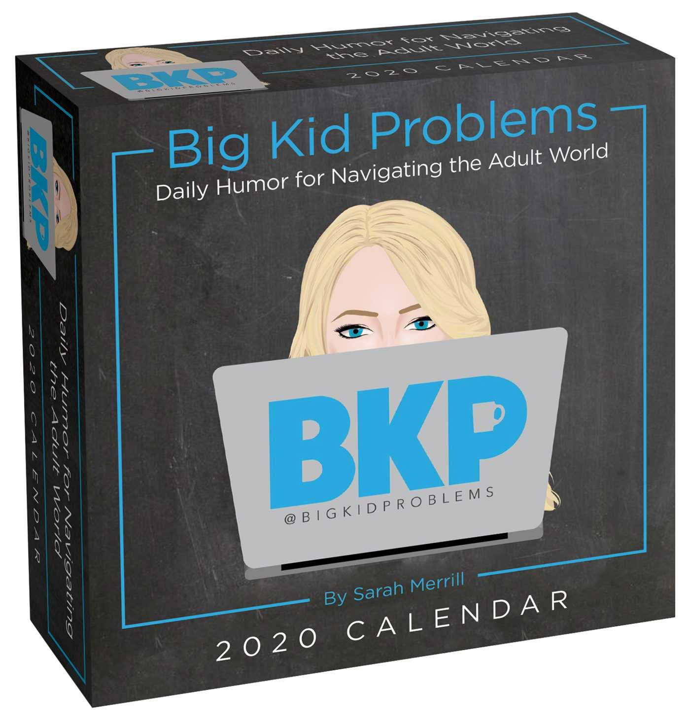 Ct Big List 2020.Big Kid Problems 2020 Day To Day Calendar Daily Humor For