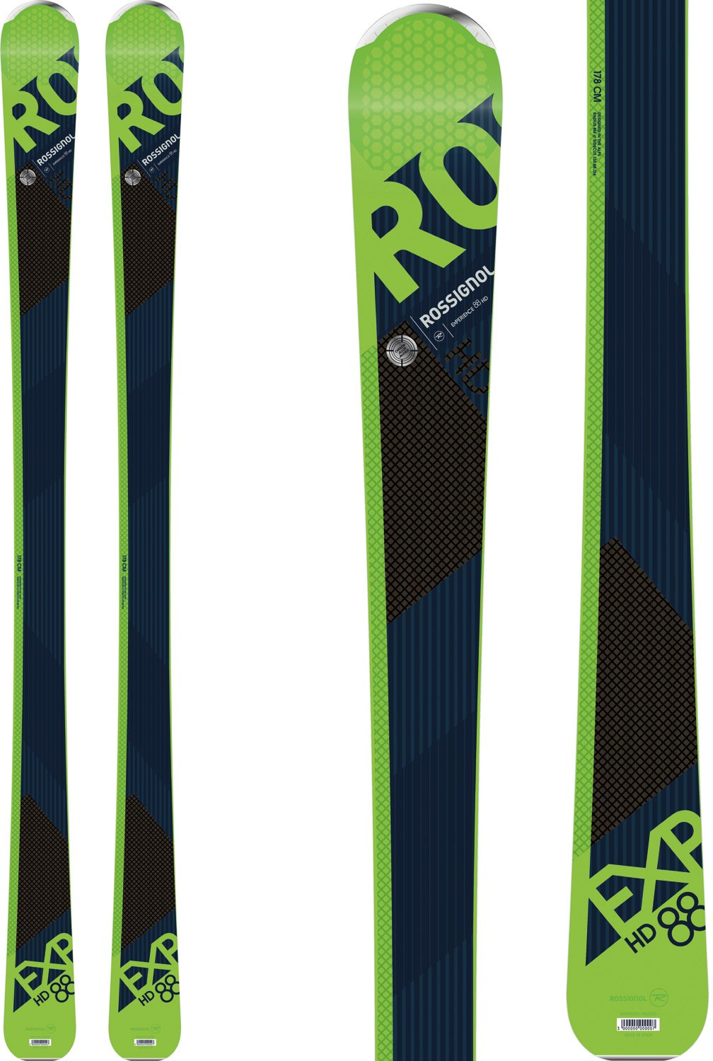 Rossignol Experience 88 HD Skis Mens