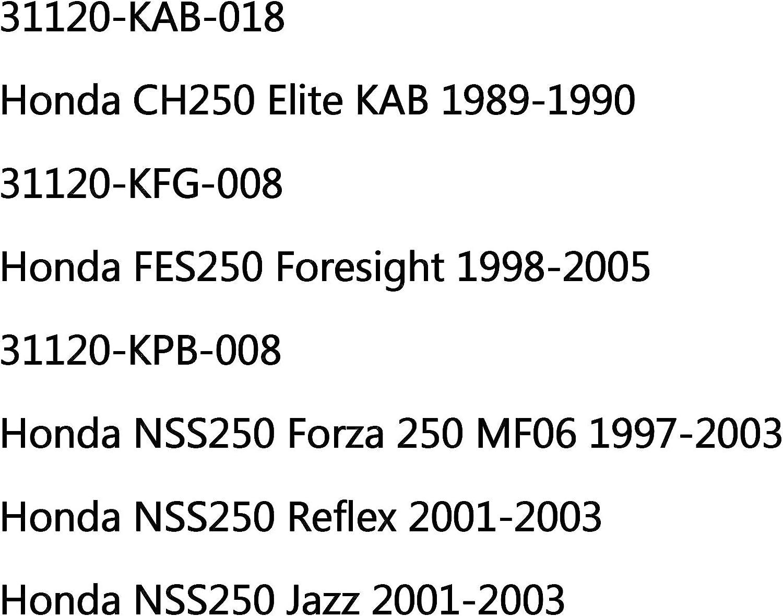 Bobina statore per H-O-N-D-A CH250 Elite KAB FES250 Foresight NSS250 Jazz Reflex Areyourshop