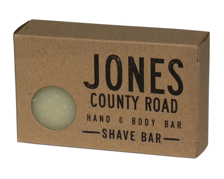 Jones County Road Shave Bar