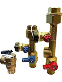 Water Heaters Amp Parts Amazon Com Rough Plumbing