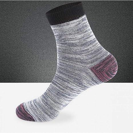 CXKWZ Calcetines De Hombre 10 Pares/Lote Calcetines De Moda De Algodón para Hombre, Calcetines Casuales para Hombres Y Hombres Cómodos: Amazon.es: Deportes y aire libre