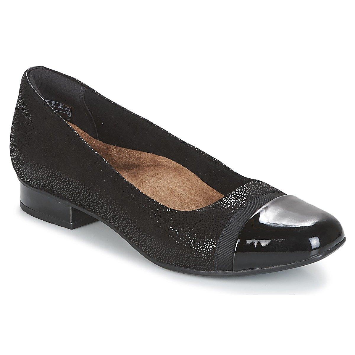 Clarks Keesha Zapatos Casuales De Mujer Rosa 42 EU|Black Interest