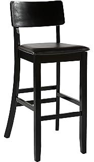 linon home decor torino collection bar stool 30inch - Linon Home Decor