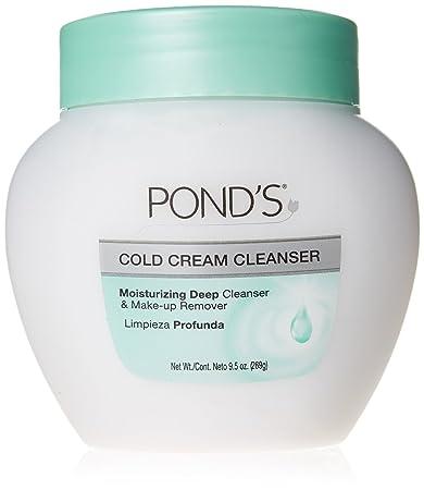 Amazon.com : Crema Para El Cutis - Crema Limpiadora Humectante Facial - Desmaquillante - 9.5 Onzas : Beauty