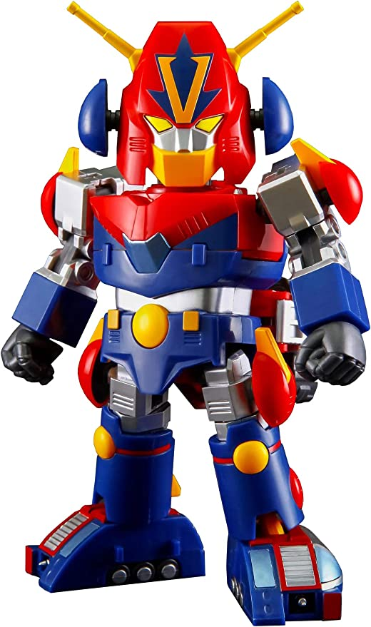 ActionToys mini Deformed 130mm painted//ART STORM action figure Tosho Daimos