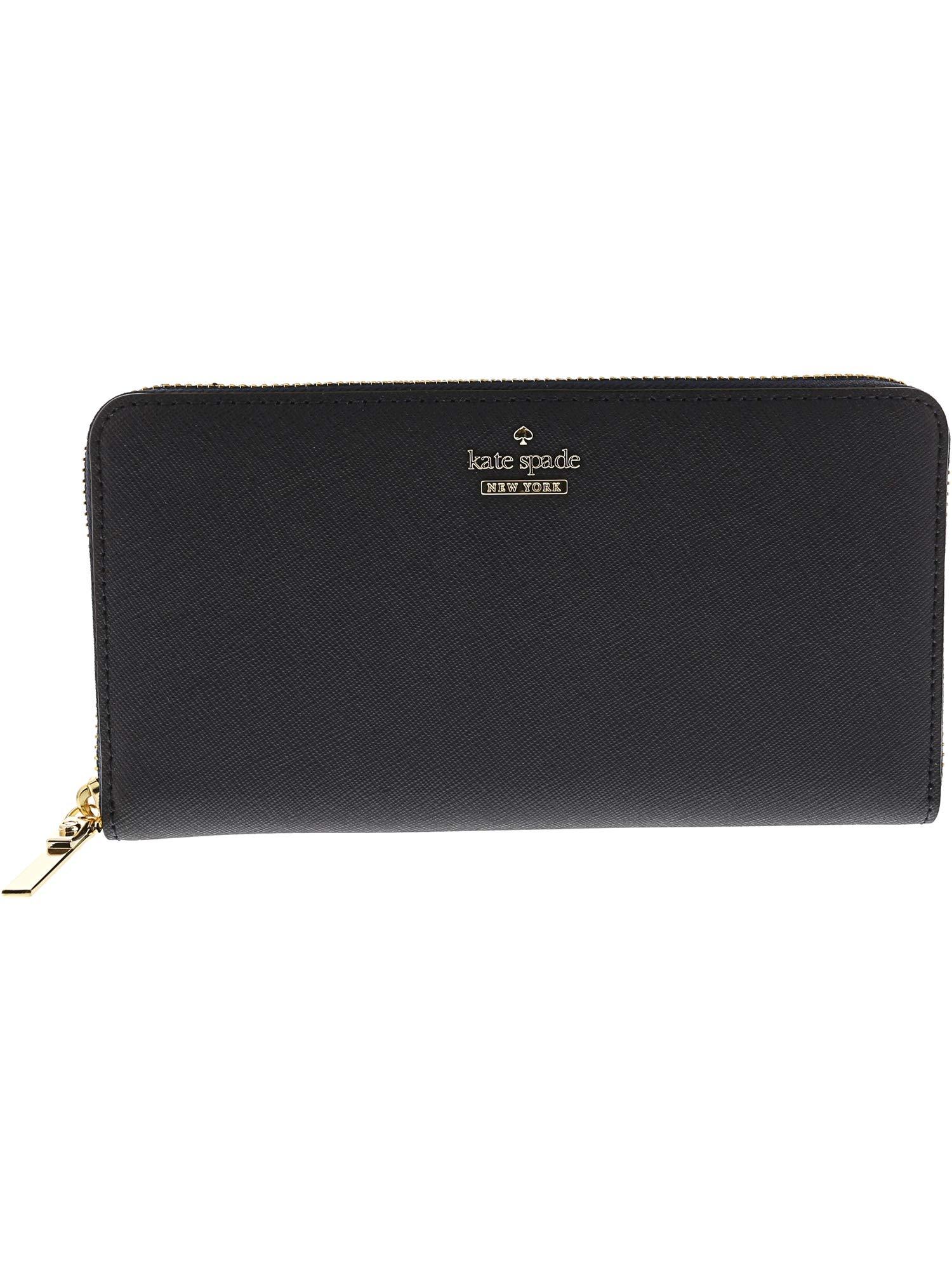 Kate Spade Women's Cameron Street Lacey Leather Wallet - Blazer Blue