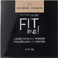 Maybelline New York Fit me Loose Finishing Powder, 20 Light Medium, 20g