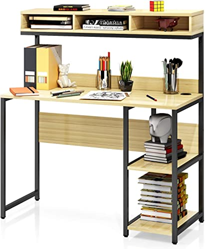 VIPEK Computer Desk 42 Inch Small Desk