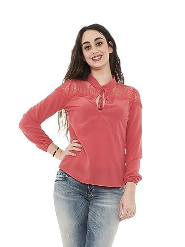 PATRIZIA PEPE - Camisas - Manga larga - para mujer
