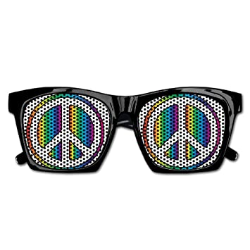 Peace Sign Sunglasses, Unisex
