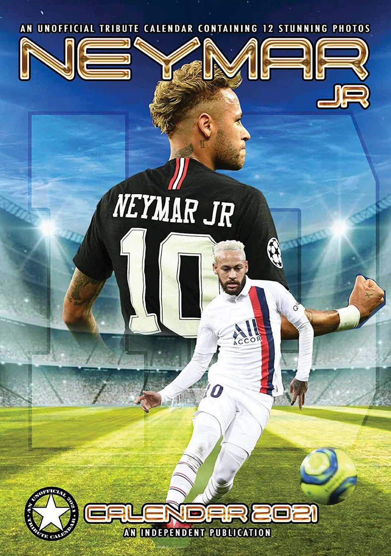 Neymar Celebrity Calendar Calendars 2020 2021 Wall Calendars Mls Soccer Calendar Poster Calendar 12 Month Calendar By Dream Megacalendars 5060085408349 Amazon Com Books