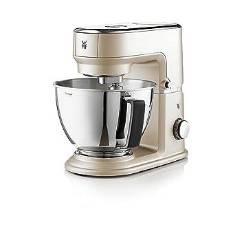 WMF 04.1644.0001 - Robot de cocina (3 L, Marfil, 16000 RPM, 1 m, Metal, Vidrio): Amazon.es: Hogar