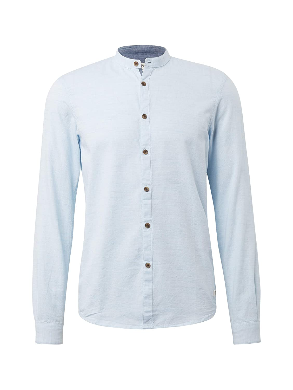 TOM TAILOR Denim Herren Freizeithemd B07NQ1RF2F Freizeit Bekannt für seine seine seine hervorragende Qualität a962fa