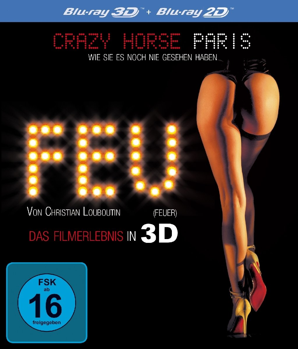 louboutin crazy horse