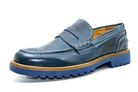 Mocassini uomo artigianali vera pelle scarpe uomo classiche casual  cerimonia matrimonio scarpe eleganti scarpe primaverili inglesine c04cf938010