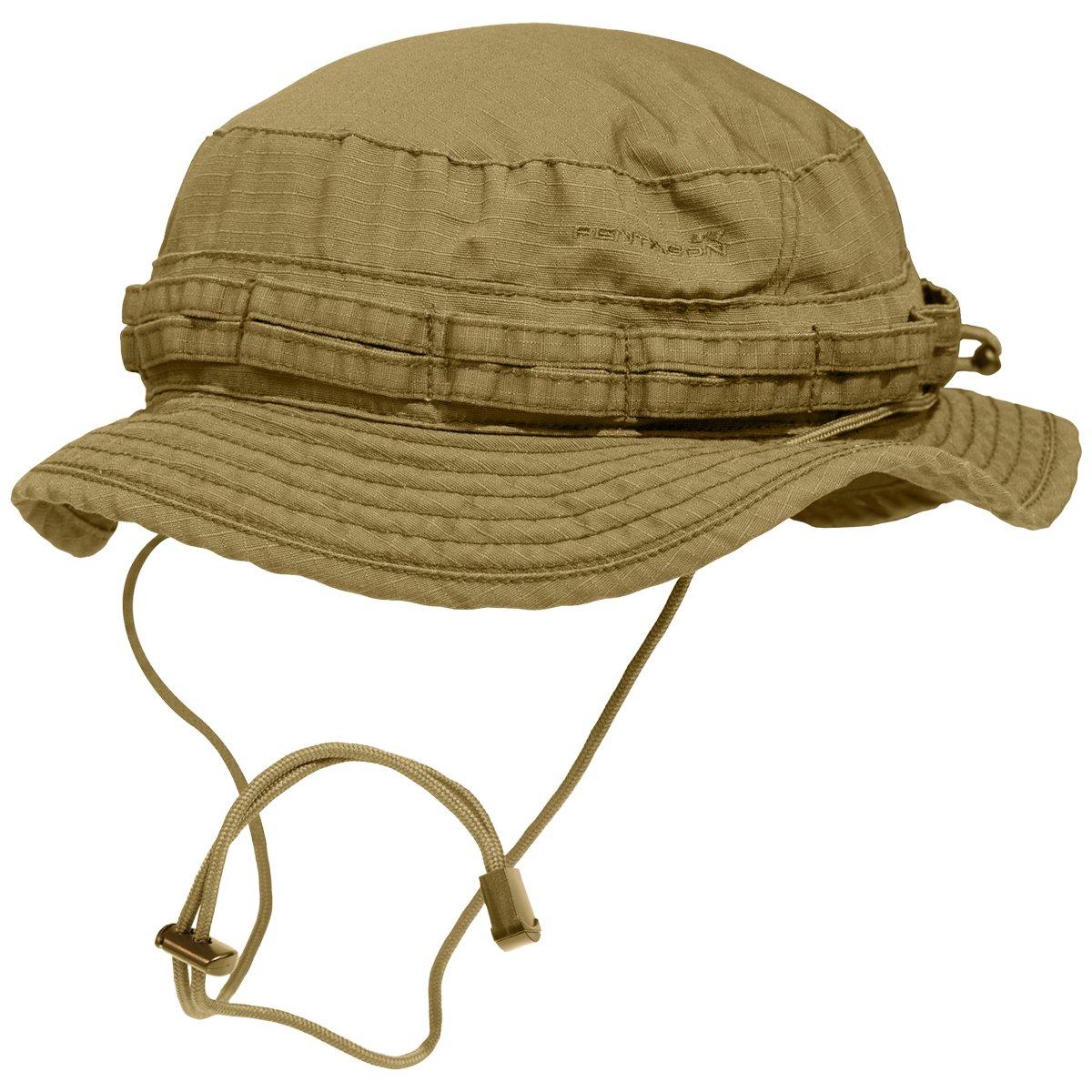 Pentagon Babylon Boonie Hat Coyote size 56-57