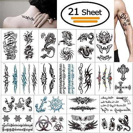 ou acheter des tatouages ephemeres