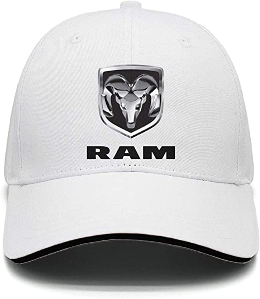baishengjidianshebei Men Women RAM-Logo- Trucker Dad Baseball ...