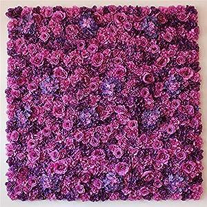 40X60cm Artificial Silk Rose Flower Wall Decoration Decorative Silk Hydrangea Wedding Decoration Backdrop 97