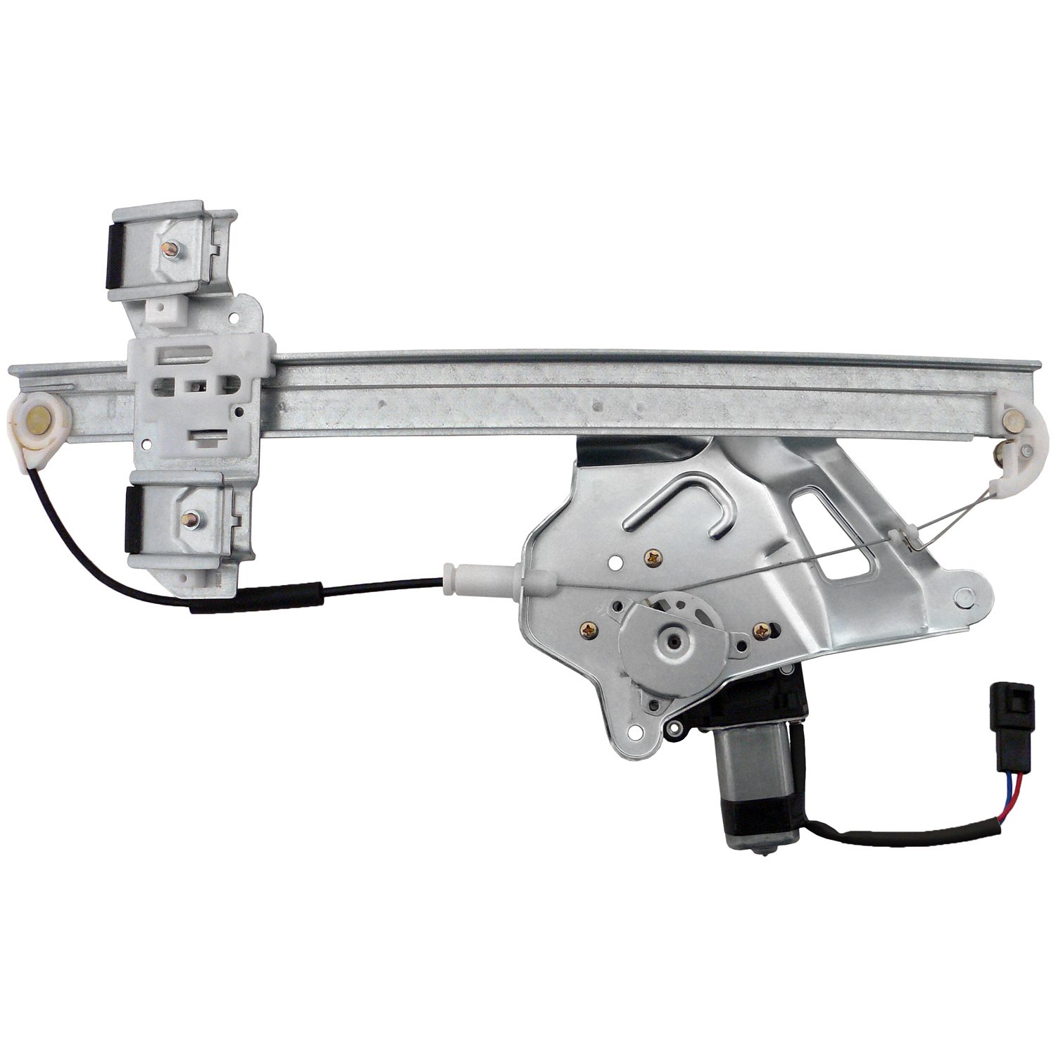 ACDelco 11A25 Professional Front Driver Side Power Window Regulator with Motor
