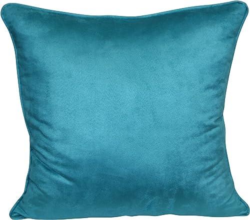Brentwood Originals 4270 Pillow, 18 x 18 , Teal
