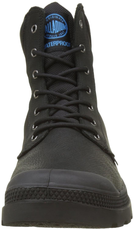 Palladium Men's Pampa Sport Cuff Wpn Rain Boot B00T4WYVEG 8 D(M) US|Black