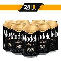 Cerveza Oscura, Negra Modelo, 24 Latas de 355ml c/u