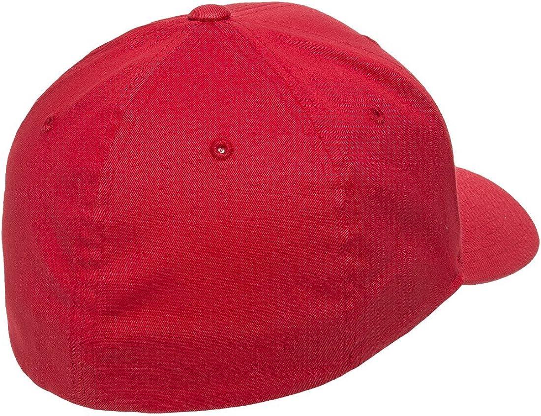 Flexfit 3-Pack Premium Original V Cotton Twill Fitted Hat 5001