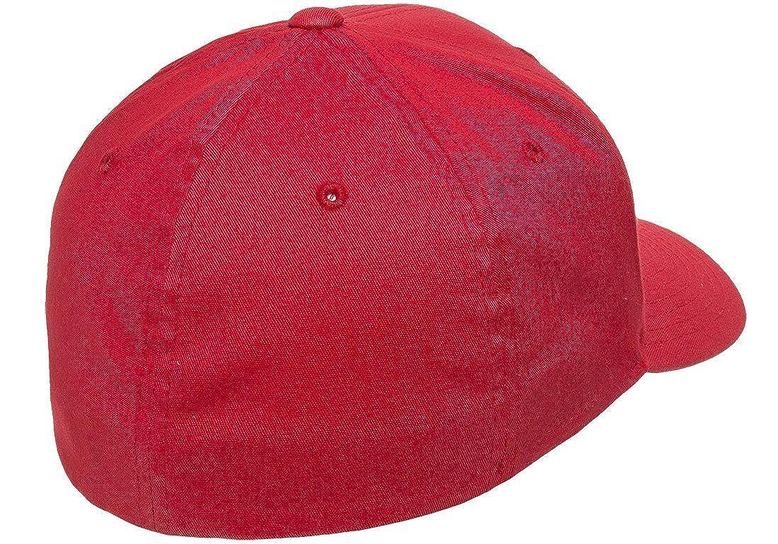 5001 Flexfit Gorra, rojo/XL): Amazon.es: Ropa y accesorios