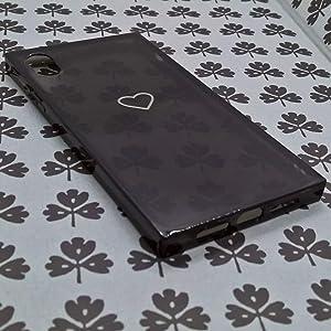 "Apple iPhone 6s Plus Case, iPhone 6 Plus Cover Cute Sweet Heart Square Transtarent Protective TPU Soft Phone case Back Cover for iPhone 6s/6 Plus (Black Clear, for iPhone 6s/6 Plus 5.5"")"