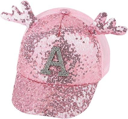 Gorras de béisbol para padres e hijos, malla de algodón ajustable ...