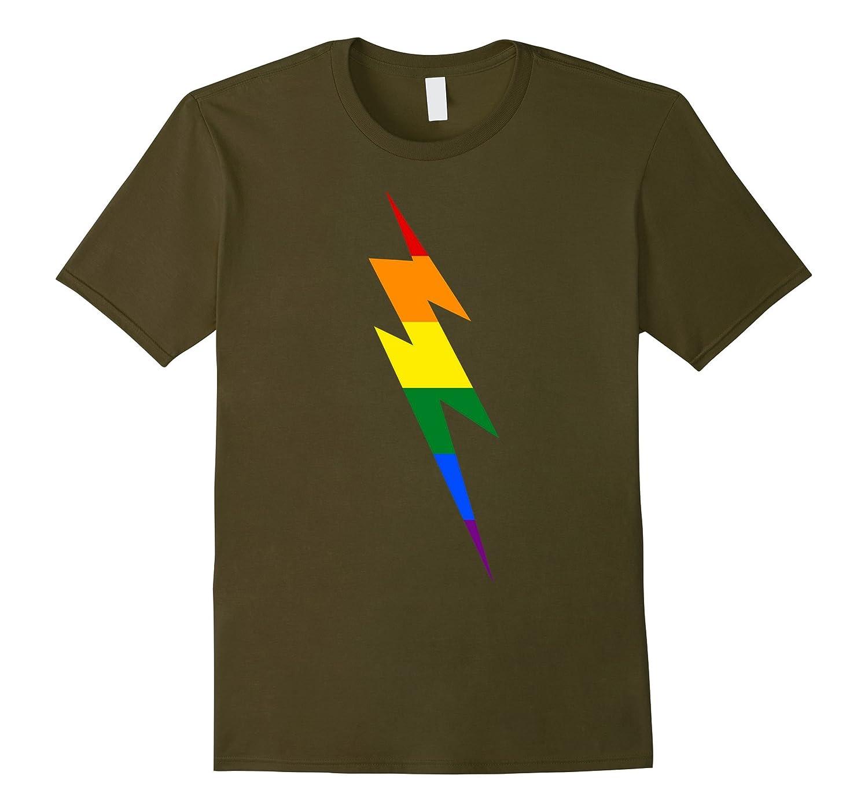 Big Texas LGBT Pride Superhero T-Shirt-RT