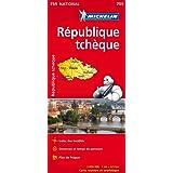 Carte NATIONAL Rpublique Tchque