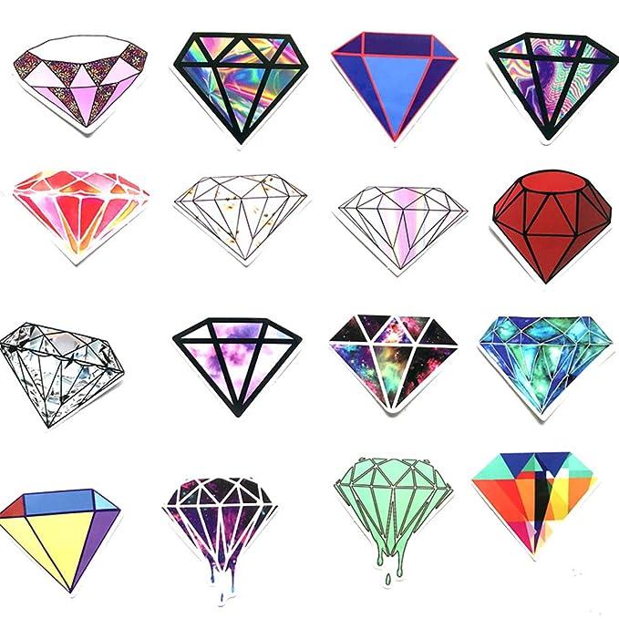 Amazon.com: Pegatinas de diamante para ordenador portátil ...