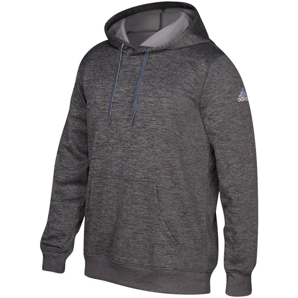adidas Team Issue Hoodie Dark Grey S