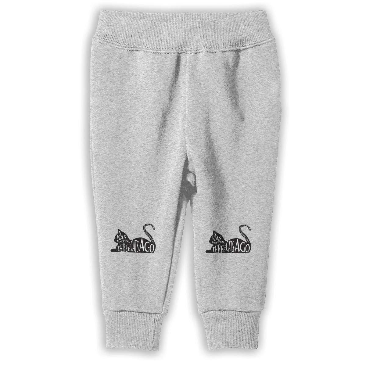 Sunshine Store Three Cats Ago Kids /& Toddler Pants Soft Cozy Kids Sweatpants