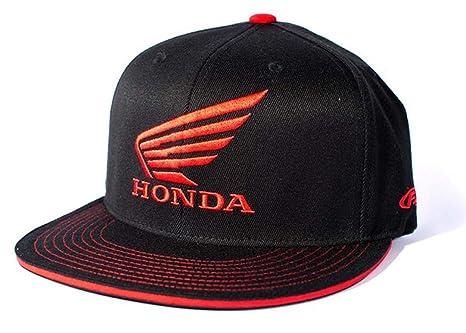 b4f992d897e28 Amazon.com  Factory Effex (17-88392)  HONDA  Wing Flex-Fit Hat (Black