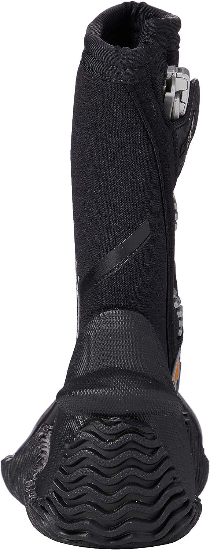 SEAC Basic HD 5mm Neoprene Scuba Boots with Side Zipper